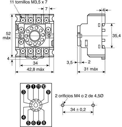 Omron Mk2p S Wiring Diagram Omron Mk2pn-s Wiring Diagram - Wiring ...