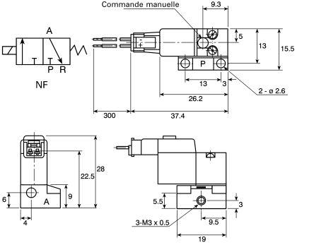 Smc Manifold Block Wiring Diagram Auto Electrical Wiring Diagram - Smc valve wiring diagrams