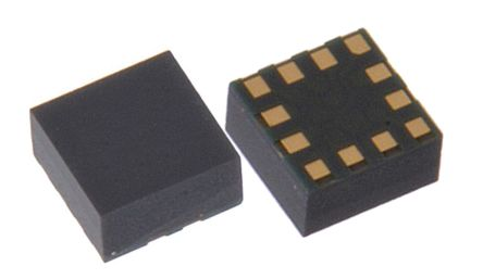 LSM303AGRTR STMicroelectronics, 3-Axis Accelerometer, Magnetometer, 12-Pin LGA