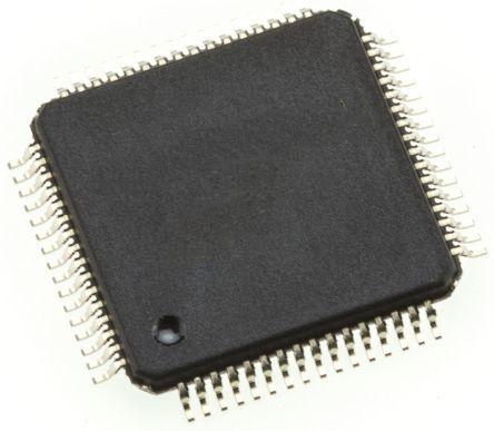 ROHM BU90R104-E2, LVDS Deserializer 4-Bits LVCMOS 3 92 Gbit/s, 784 Mbit/s,  64-Pin, TQFP