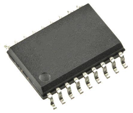 Toshiba Układ przełącznika zasilania, TBD62783A, 0.1mA, 25 V, SMD, kanały: 8, SSOP, 18-Pin, -40°C, 60, TBD62783AFNGZ