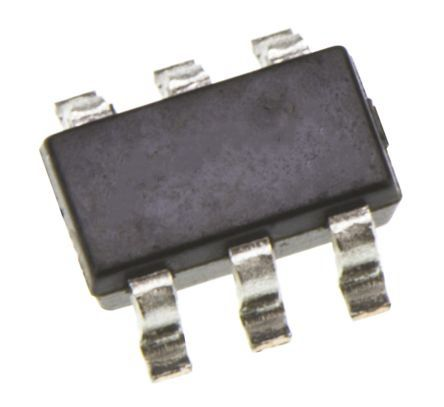Toshiba, TLP3106FO DC Input MOSFET Output Photocoupler, Surface Mount, 6-Pin SOP 75