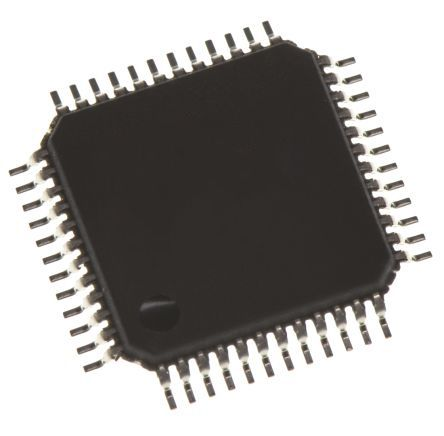 Microchip Technology DSPIC33CH128MP505-I/PT, Microprocessor dsPIC33CH 16bit 180 MHz, 200 MHz 48-Pin TQFP