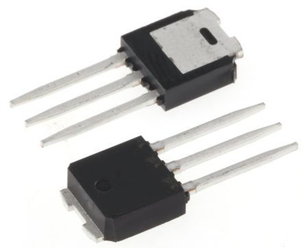 N-Channel MOSFET, 6 A, 650 V, 3-Pin IPAK ON Semiconductor FCU600N65S3R0
