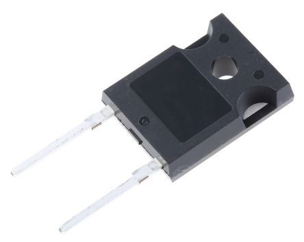 ON Semi 1200V 46A, Diode, 2-Pin TO-247 FFSH30120A