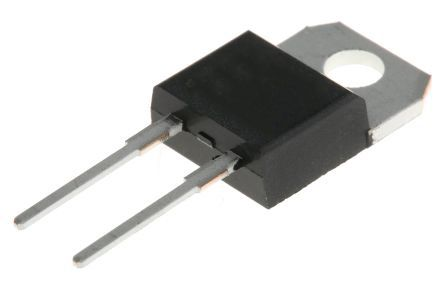ON Semi 650V 20A, Diode, 2-Pin TO-220F FFSPF2065A