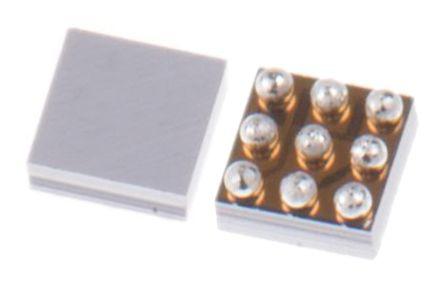 ON Semiconductor FSUSB242UCX, Dual USB Power Switch, USB, 5Ω, 2.7 V min. 9-Pin, WLCSP