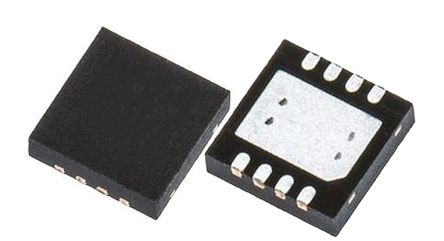 NVMFD5C446NT1G Dual N-Channel MOSFET, 127 A, 40 V, 8-Pin DFN ON Semiconductor