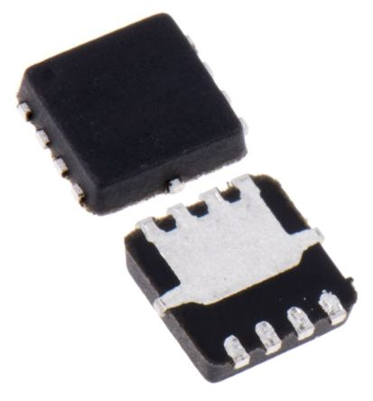 NTTFS6H850NTAG N-Channel MOSFET, 68 A, 80 V, 8-Pin WDFN ON Semiconductor