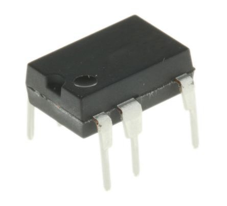 ON Semiconductor NCP1075ABP065G, AC-DC Converter 400mA 7-Pin, PDIP