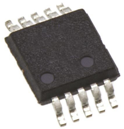 ON Semiconductor NCP12700ADNR2G, PWM Current Mode Controller, 1 (Source) A, 2.8 (Sink) A, 1 MHz, 100 (Maximum) V, 10-Pin