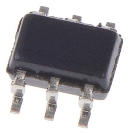 NCS199A1RSQT2G ON Semiconductor, Current Sense Amplifier Single Rail to Rail 6-Pin SC-70