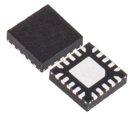 BU21029MUV-E2, Resistive Touch Controller IC, 12 bit 4-Wire, 20-Pin VQFN