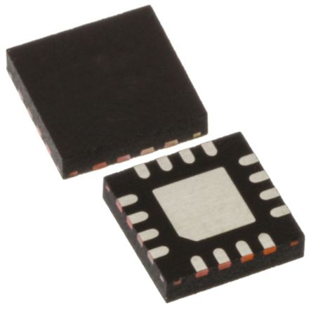 ROHM, 0.8  4.4 V Linear Voltage Regulator, 4A, 1-Channel, Adjustable 16-Pin, VQFN BD9S400MUF-CE2