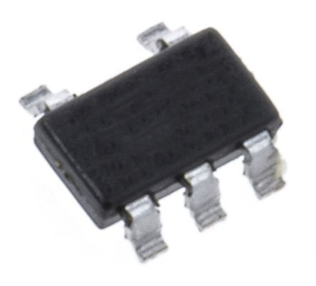 ADA4000-1AUJZ-R7 Analog Devices, JFET, Op Amp, 5MHz, 5-Pin TSOT