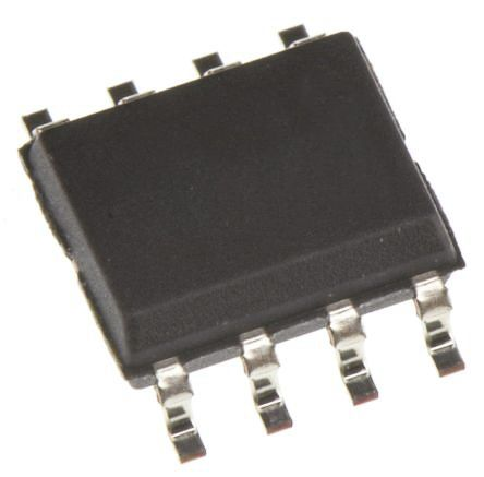 Cypress Semiconductor S25FL064LABMFI010, Quad-SPI NOR 64Mbit Flash Memory Chip, 8-Pin SOIC