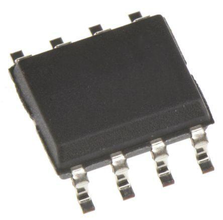 Cypress Semiconductor S25FL128LAGMFI010, Quad-SPI NOR 128Mbit Flash Memory Chip, 8-Pin SOIC
