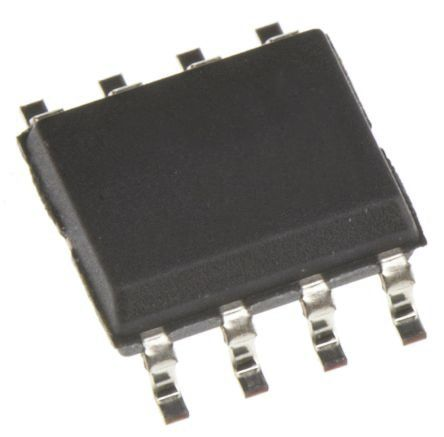 Cypress Semiconductor S25FL128LAGNFV010, Quad-SPI NOR 128Mbit Flash Memory Chip, 8-Pin SOIC