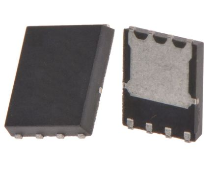 FDMS86181 N-Channel MOSFET, 124 A, 100 V, 8-Pin PQFN ON Semiconductor