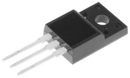 FDPF4D5N10C N-Channel MOSFET, 128 A, 100 V, 3-Pin TO-220F ON Semiconductor