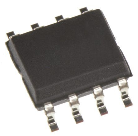 Cypress Semiconductor S25FL064LABMFV013, SPI NOR 64Mbit Flash Memory Chip, 8-Pin SOIC