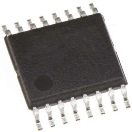 Analog Devices AD7766BRUZ-1, 24 bit Serial ADC Differential Input, 16-Pin TSSOP