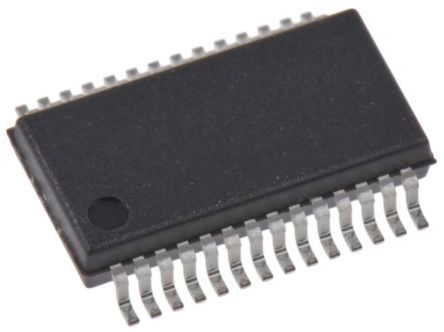 Analog Devices AD9281ARSZ, 8 bit Parallel ADC Differential, Single Ended Input, 28-Pin SSOP
