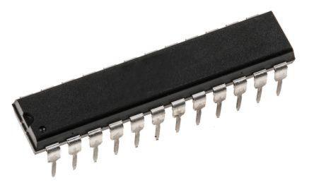 Analog Devices ADM207EANZ, Line Transceiver 1-TX 1-RX 1-TRX, 5 V, 24-Pin PDIP