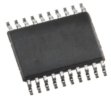 Analog Devices ADM211EARZ, Line Transceiver 1-TX 1-RX 1-TRX, 5 V, 28-Pin SOIC_W