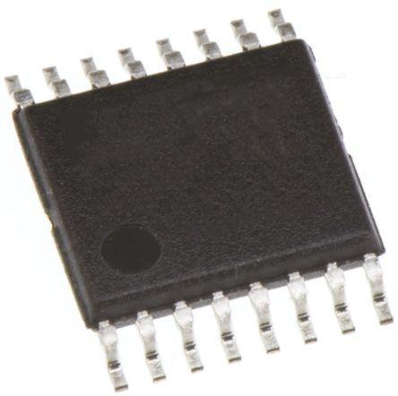 Analog Devices ADM3202ARUZ, Line Transceiver, CCITT V.28, EIA-232-E 1-TX 1-RX 1-TRX, 3.3 V, 16-Pin TSSOP