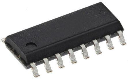 AD7843ARQZ, Touch Screen Digitizer, 12 bit- 125ksps Single, 16-Pin QSOP