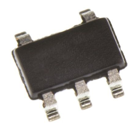 AD8615AUJZ-REEL7 Analog Devices, Precision, Op Amp, RRIO, 24MHz 1 MHz, 2.7 → 5.5 V, 5-Pin TSOT-23