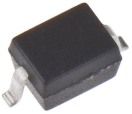 ON Semiconductor, 3.11 (Maximum)V Zener Diode ±2% 300 mW SMT 2-Pin SOD-323
