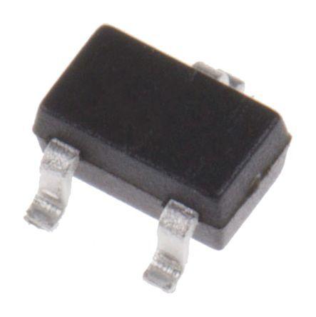 ON Semi MMBT3904WT1G NPN Transistor, 200 (Continuous) mA, 40 V, 3-Pin SC-70