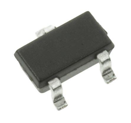 ON Semi MUN2214T1G NPN Transistor, 100 (Continuous) mA, 50 V, 3-Pin SC-59