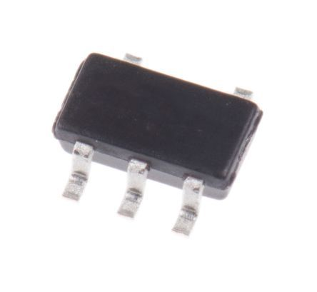 ON Semiconductor TLV431ASNT1G, Adjustable Series/Shunt Voltage Reference 1.24V, ±1 %, ±2 % 5-Pin, TSOP