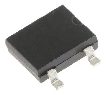 Bridge Rectifier, 2A 1000V, 4-Pin SDIP