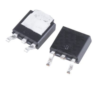 1.2 → 37 V Linear Voltage Regulator, 500mA, 1-Channel, Adjustable 3-Pin, DPAK LM317MABDTG