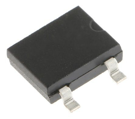 Bridge Rectifier, 2A 1000V, 4-Pin SDIP