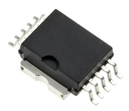 ON Semiconductor NCV1060BD100R2G, PWM Current Mode Controller, 300 mA, 65 kHz, 9 V, 10-Pin SOIC