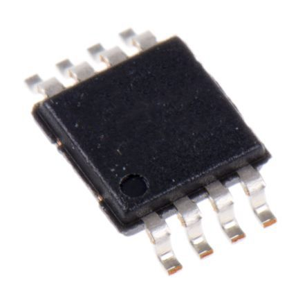 ON Semiconductor TPS2398DMT7G, 1-Channel, Hot Swap Controller, Negative Voltage, -36 → -80 V 8-Pin, MSOP