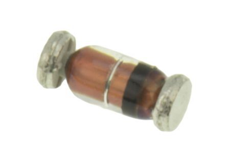 ON Semi 100V 300mA, Diode, 2-Pin SOD-80 FDLL4148-D87Z