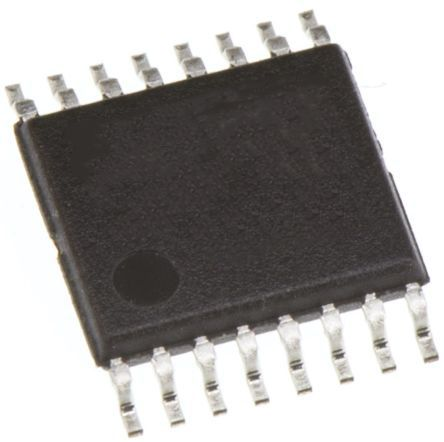 ON Semiconductor 74AC138MTC Multiplexer IC, Decoder, Demultiplexer, 1-of-8, 16-Pin TSSOP