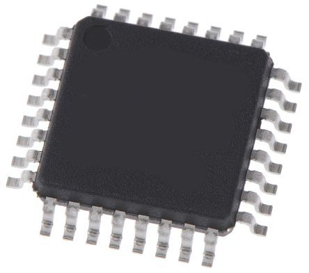 MC100EP195FAG, Delay Line, 1024-Taps 12.2ns 10-Input, 32-Pin LQFP