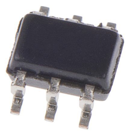 FSA4157P6 ON Semiconductor, Audio Switch IC, 2.7 → 5.5 V, 6-Pin SC-70