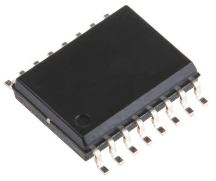 ON Semiconductor MC14526BDWG 1-stage Divide-By-N Counter, Down Counter, 16-Pin SOIC