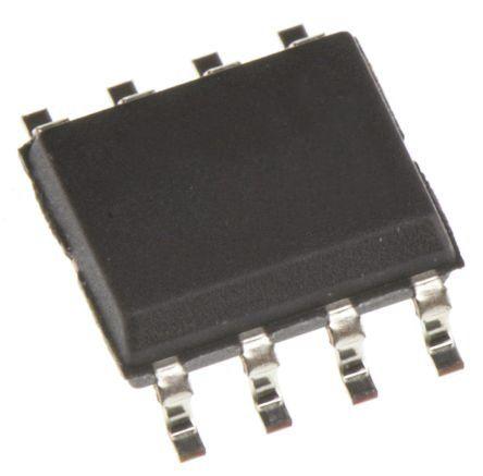 Winbond W25Q64JVSSIQ, Quad-SPI NOR 64Mbit Flash Memory Chip, 8-Pin SOIC