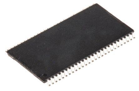 Winbond W9825G6KH-6I, SDRAM 256Mbit Surface Mount, 166MHz, 54-Pin TSOP