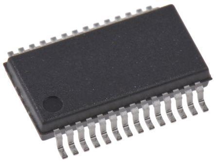 Cypress Semiconductor CY8C4125PVI-482, 32bit ARM Cortex M0 Microcontroller, PSoC 4100, 24MHz, 32 kB Flash, 28-Pin SSOP