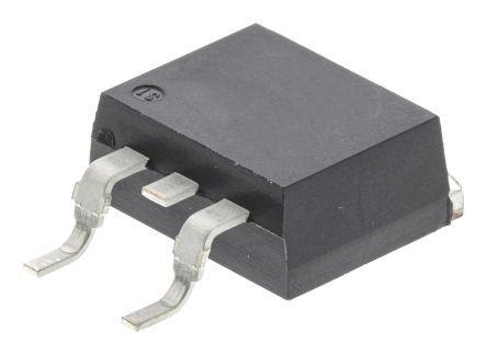 STMicroelectronics, TN1215-800G-TR, Thyristor 12A, 15mA 3-Pin, D2PAK